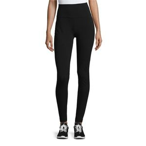 St John's Bay Active Secretly Slender Leggings NWT